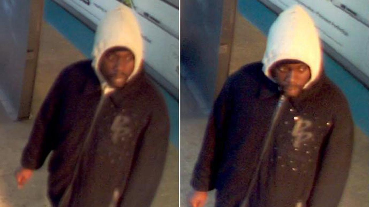 We have photos of the offender and were seeking to identify him, Oak Park Police Commander Ladon Reynolds said of images obtained from the CTA.