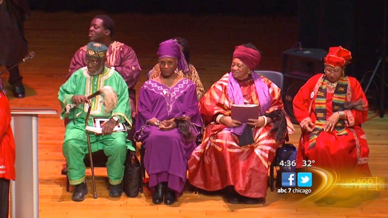 Kwanzaa celebration begins across Chicago