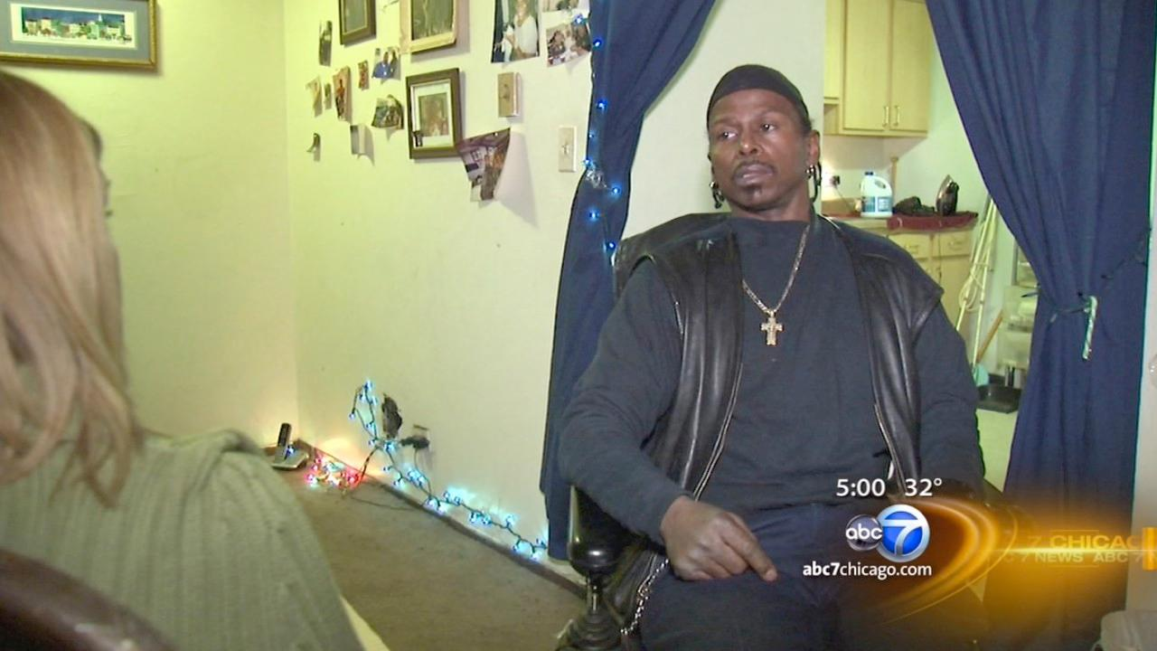 Paralyzed man pleads for thieves to return his stolen van