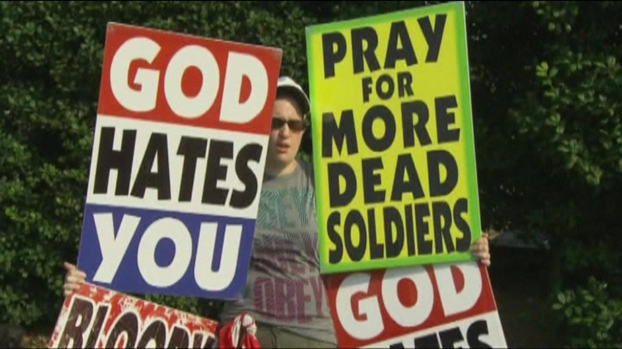 Westboro Baptist Church petition gains 250,000 supporters