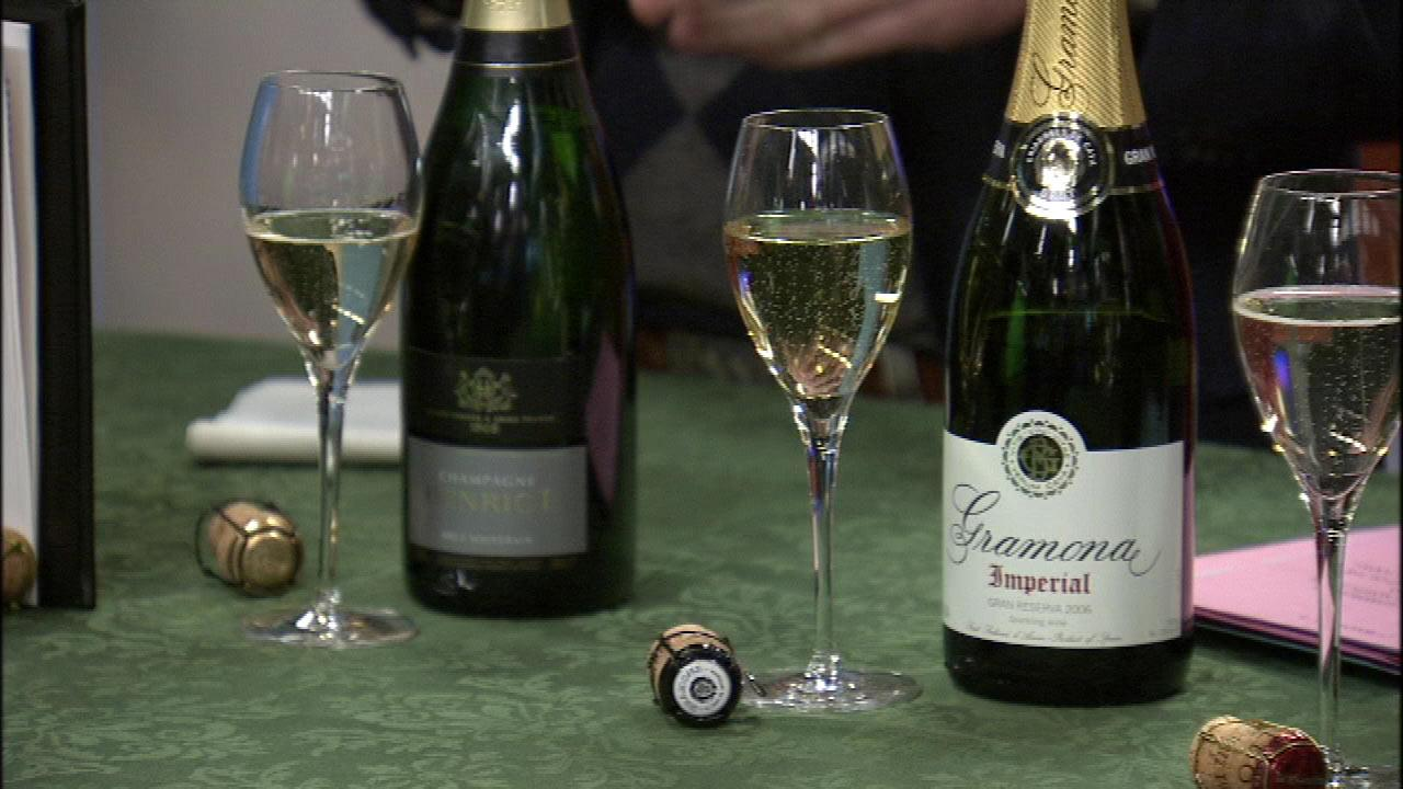 Prosecco takes fizz out of European champagne sales