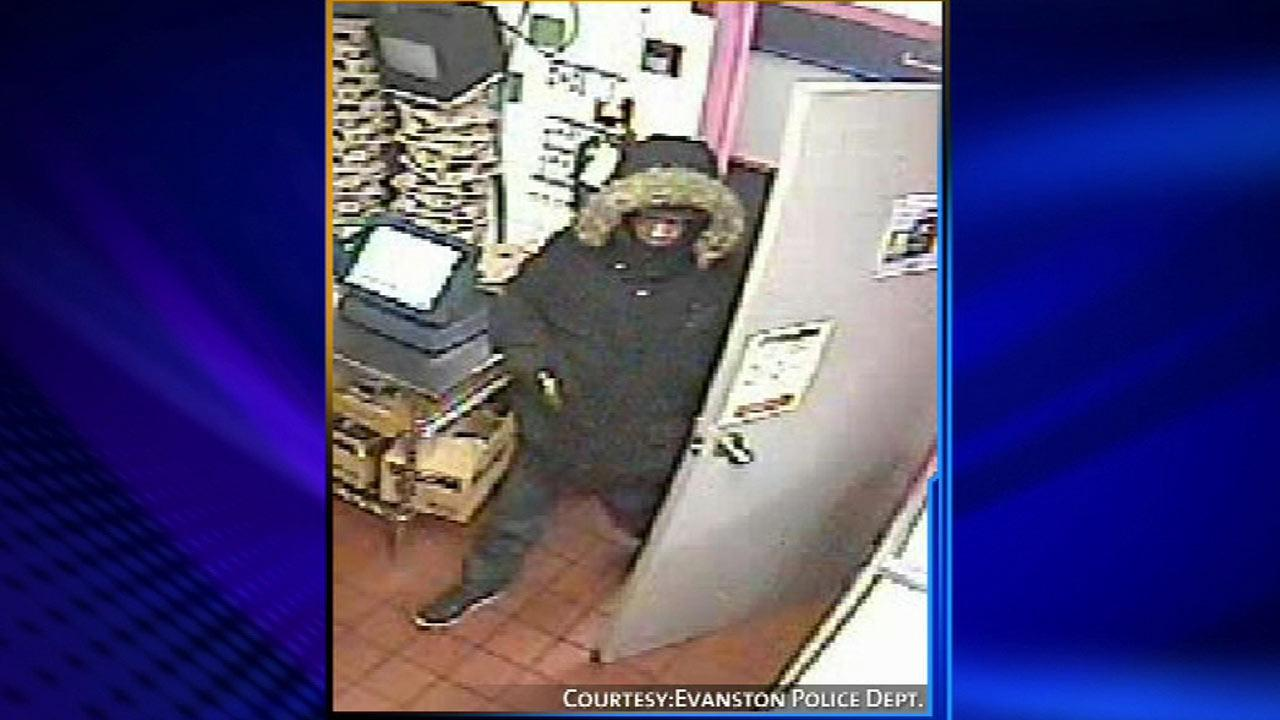 Evanston Burger King robber forces workers into freezer