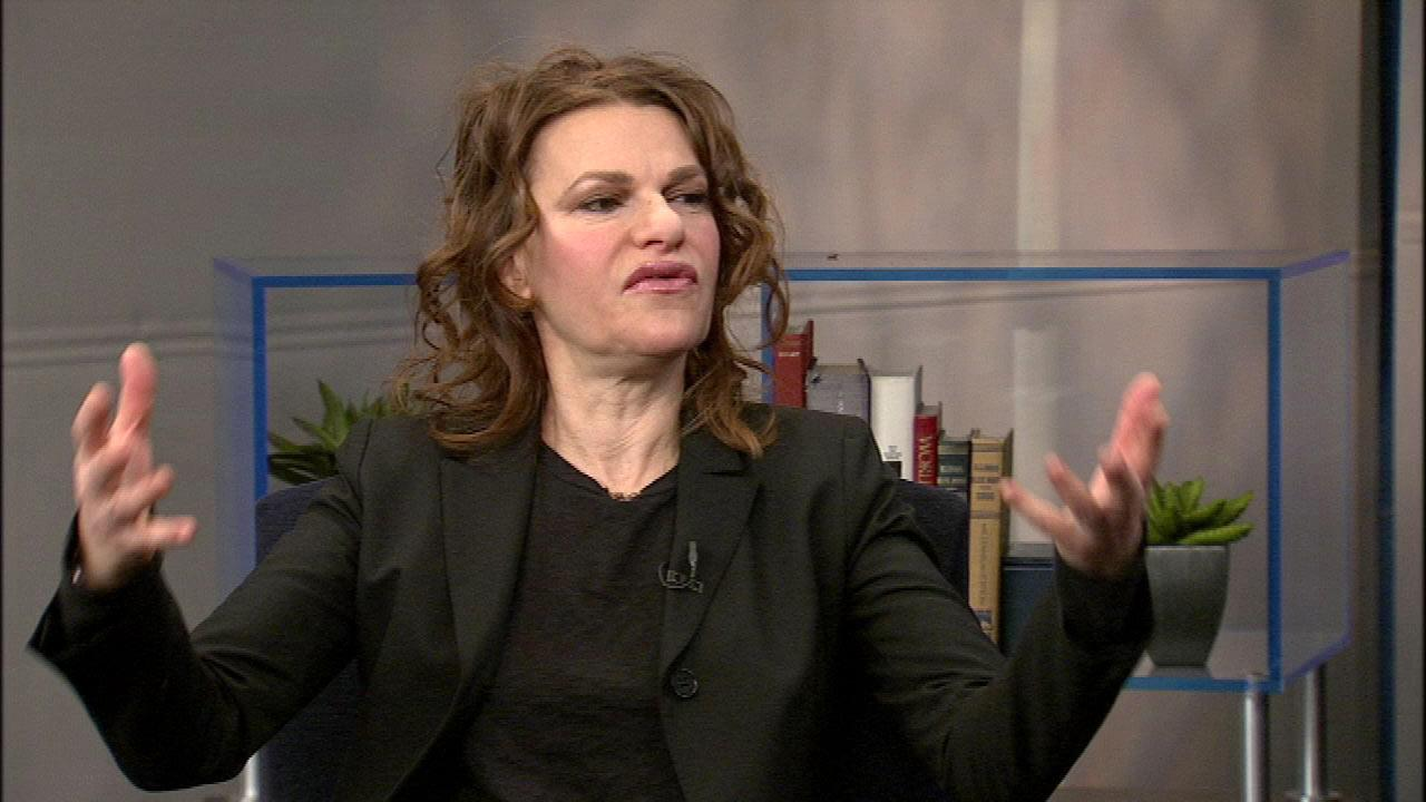 Sandra Bernhard live at City Winery in Chicago