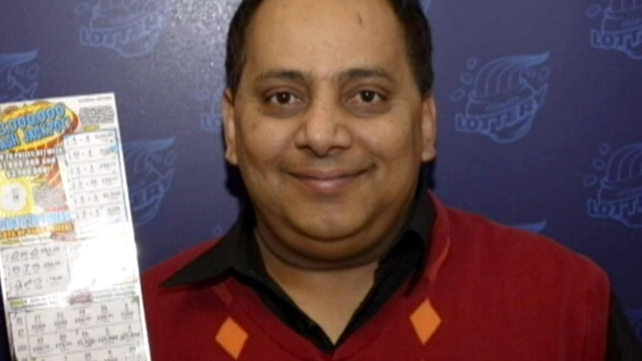 Poisoned lottery winner's body getting reburied