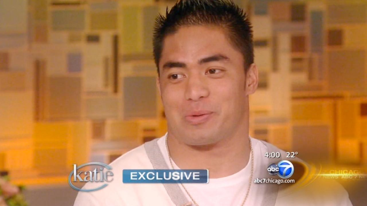 Manti Te'o, Katie Couric interview: Pain, sorrow was real
