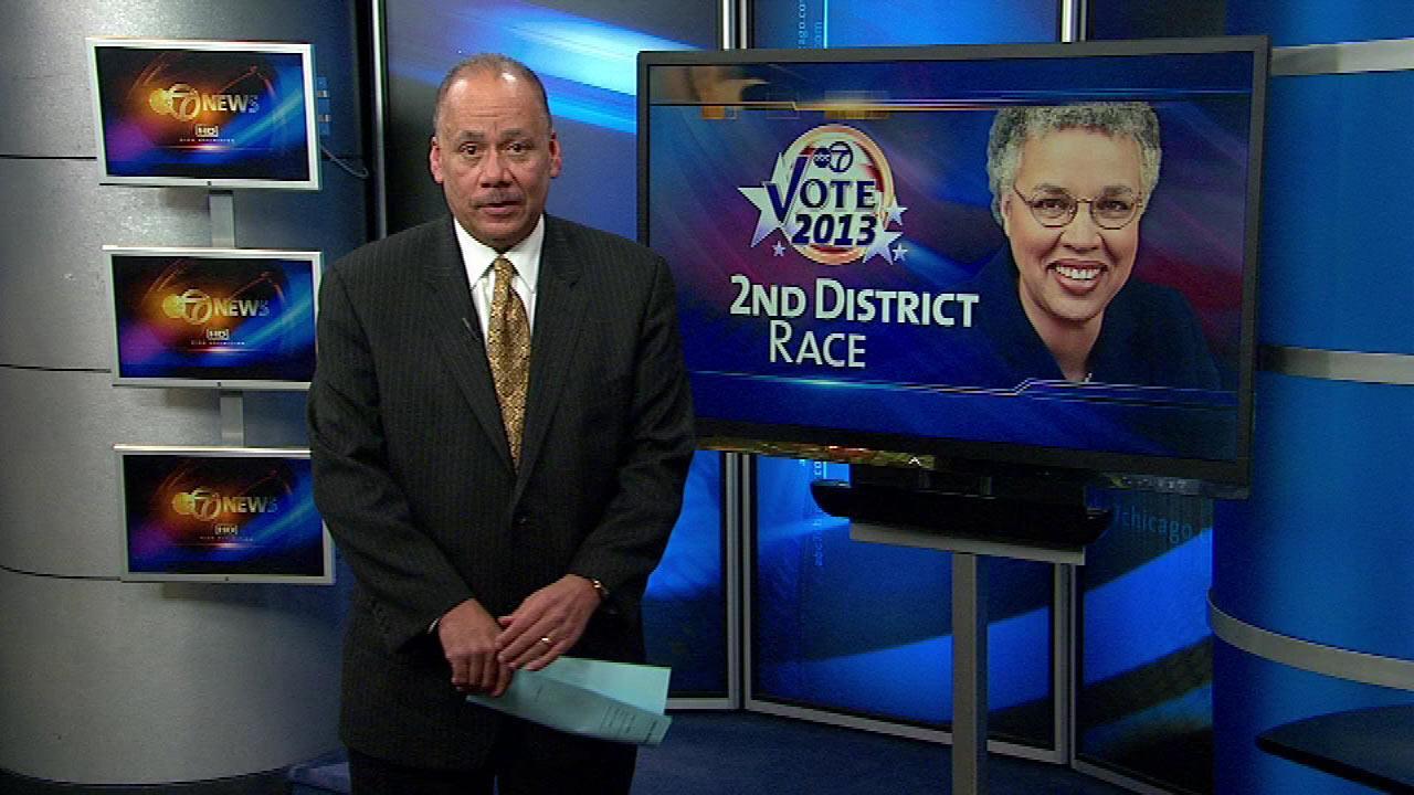 Toni Preckwinkle endorses Toi Hutchinson for Congress