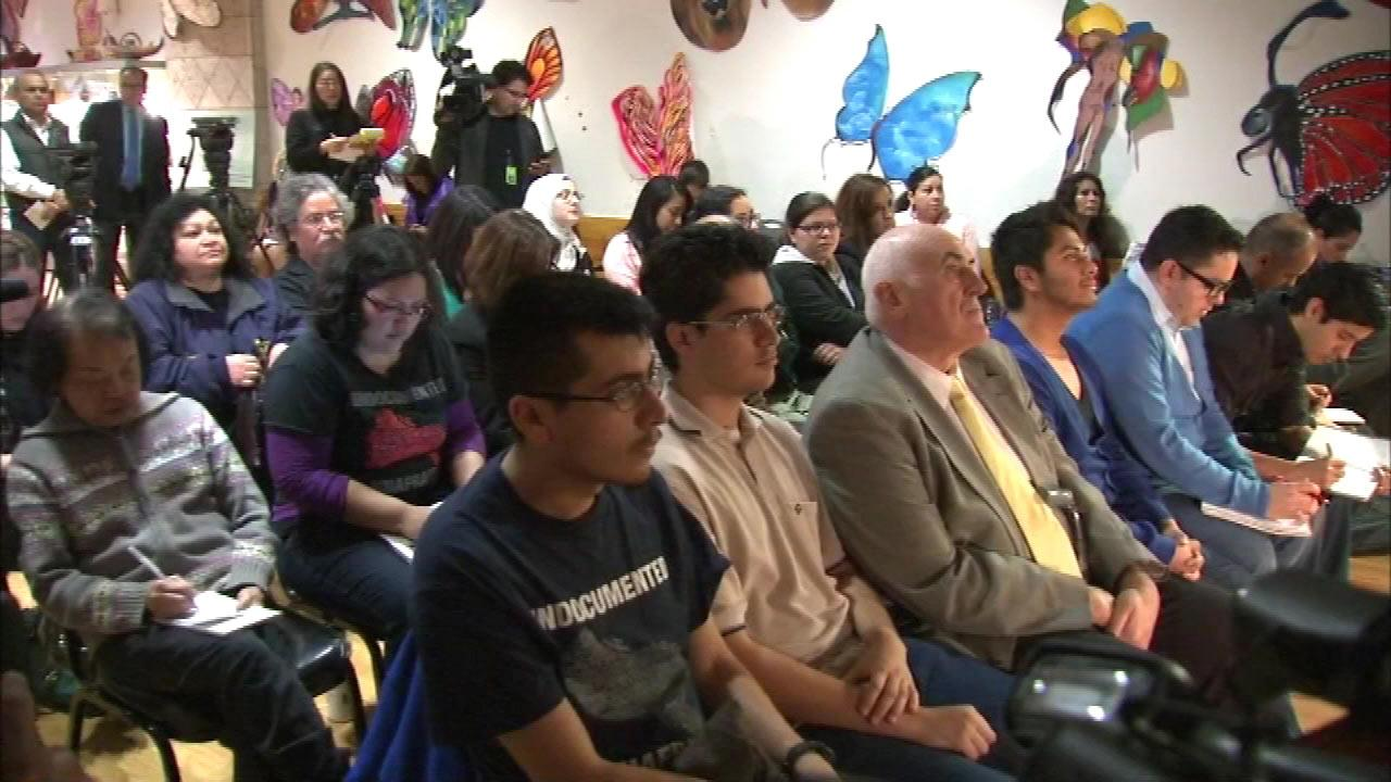 Chicagoans react to Obama immigration reform speech