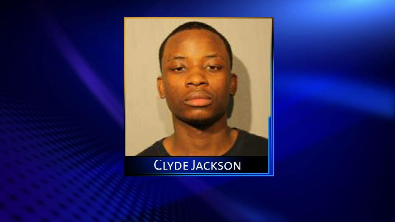 Police say Clyde Jackson was the lookout man when Kelvin Jamison was shot and killed on January 1, 2013, in the 4500-block of South Champlain in Chicagos Bronzeville neighborhood.