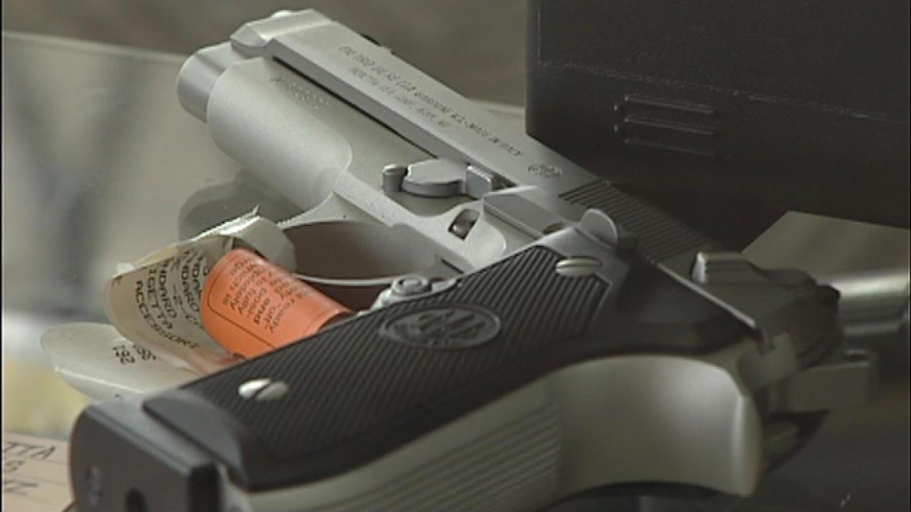 NRA backs concealed guns on public transportation