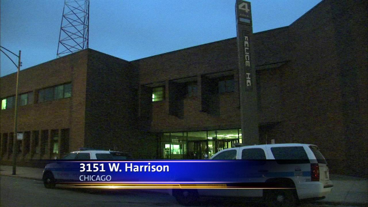 A 60-year-old man was found unresponsive Thursday morning in a cell at the Chicago Police Departments Harrison District Station, 3151 W. Harrison St.,  on Chicagos West Side.