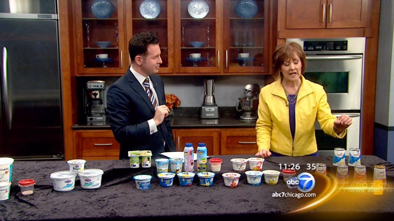 Yogurt: What types and brands are best for your health?