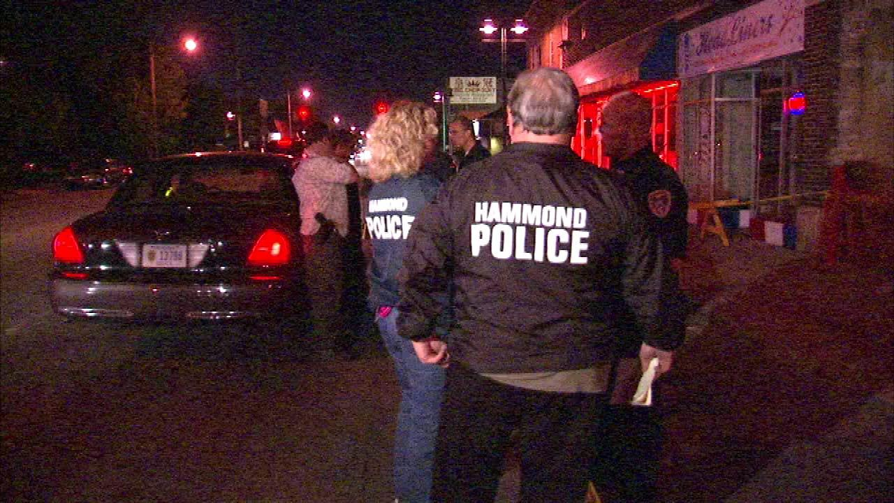The remains of Francine Carlson were found in October 2011  in Hammond, Indiana.