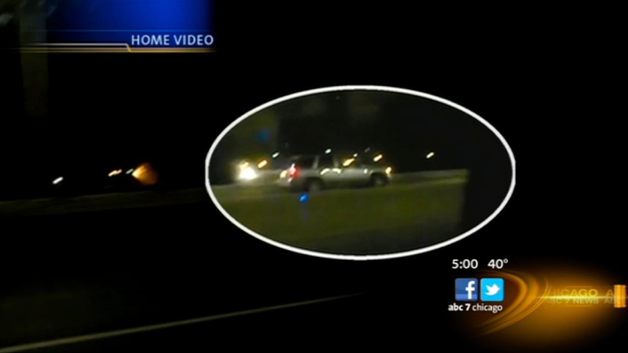 Video of wrong-way Lake Shore Drive driver before crash surfaces