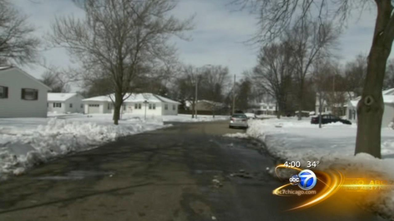 Winter storm buries thoughts of Spring in Central Illinois