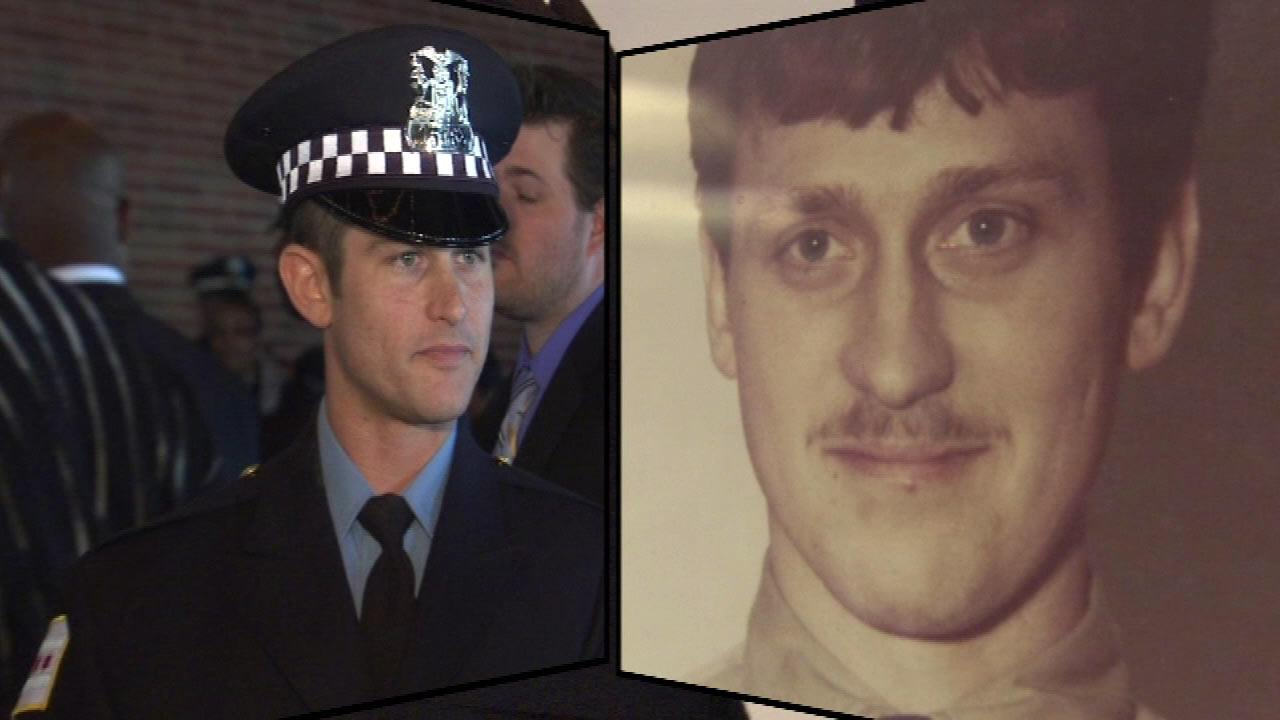 Son of fallen CPD officer carries on family legacy