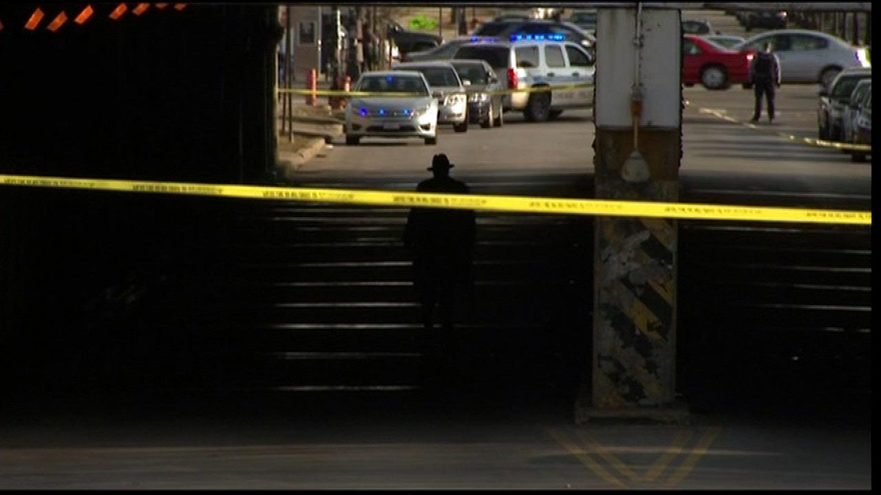 A teenager was wounded by police in a shooting Friday afternoon, March 29, 2013, on Chicagos Far Southeast Side near 93rd and Chappel.
