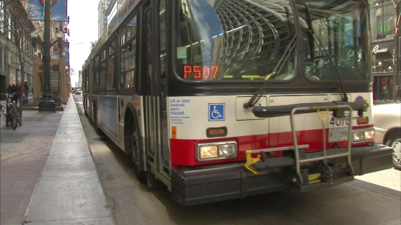 Concealed carry on mass transit under consideration