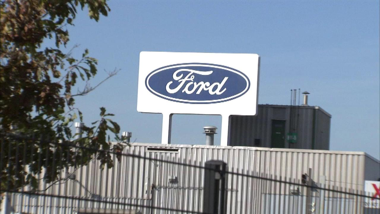 Ford is set to issue a voluntary recall on more than 3,000 vehicles built at its Chicago plant due to a concern that leaks in the fuel tanks pose a fire risk.