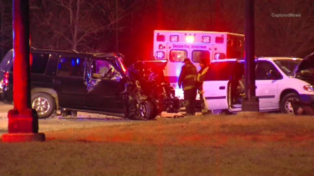 Woman injured in Lake Shore Drive DUI crash dies