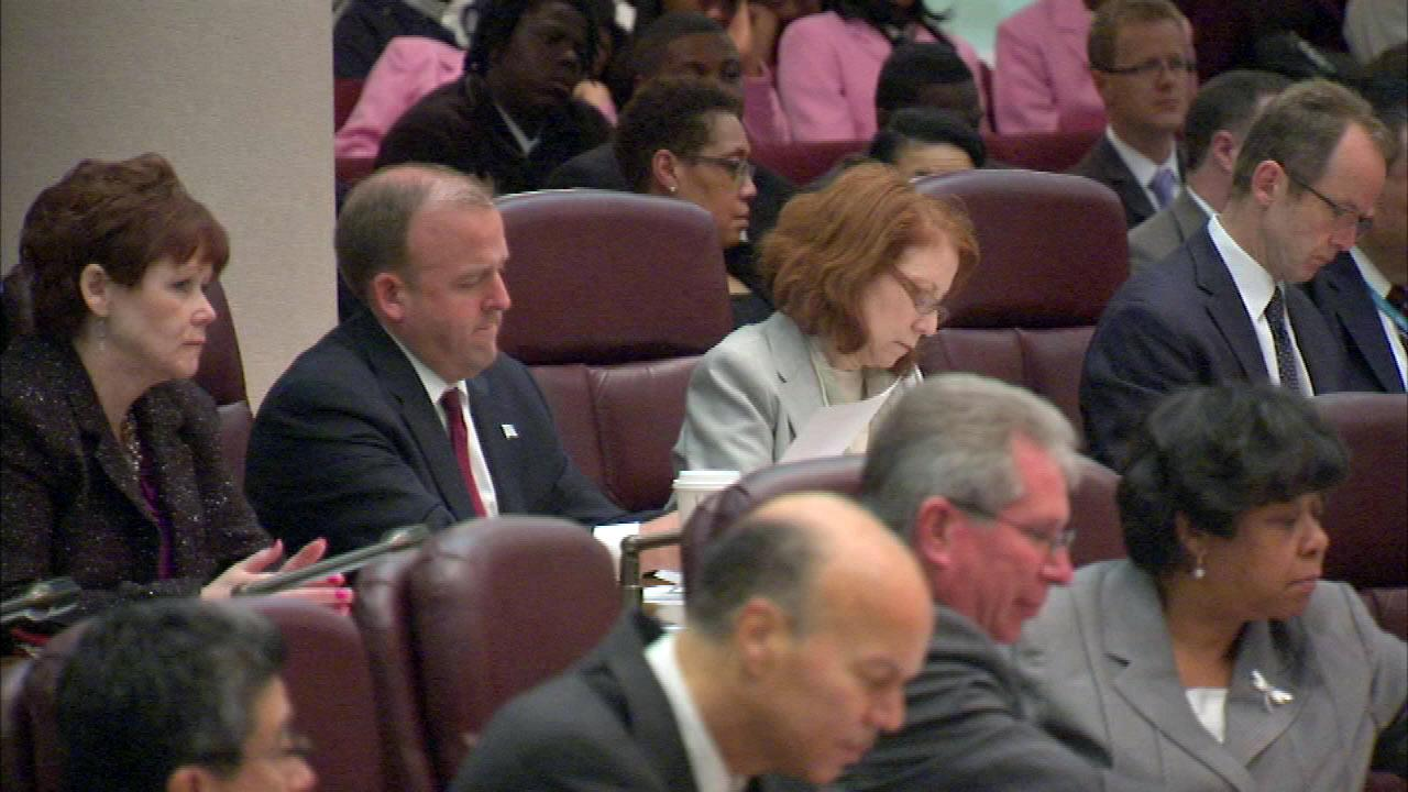 Chicago City Council meeting: Wrigley Field deal, parking tax and city stickers at issue