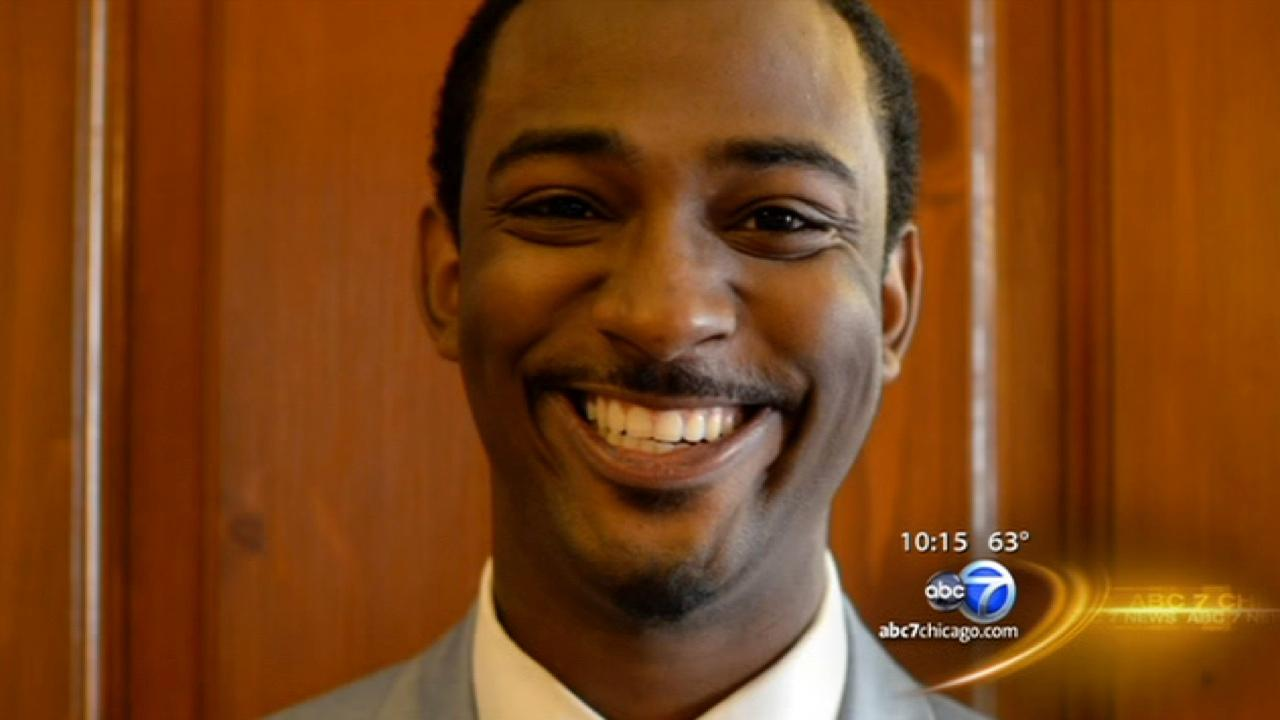 U of I, Chicago native student Damani Bolden making history as first African-American student body president