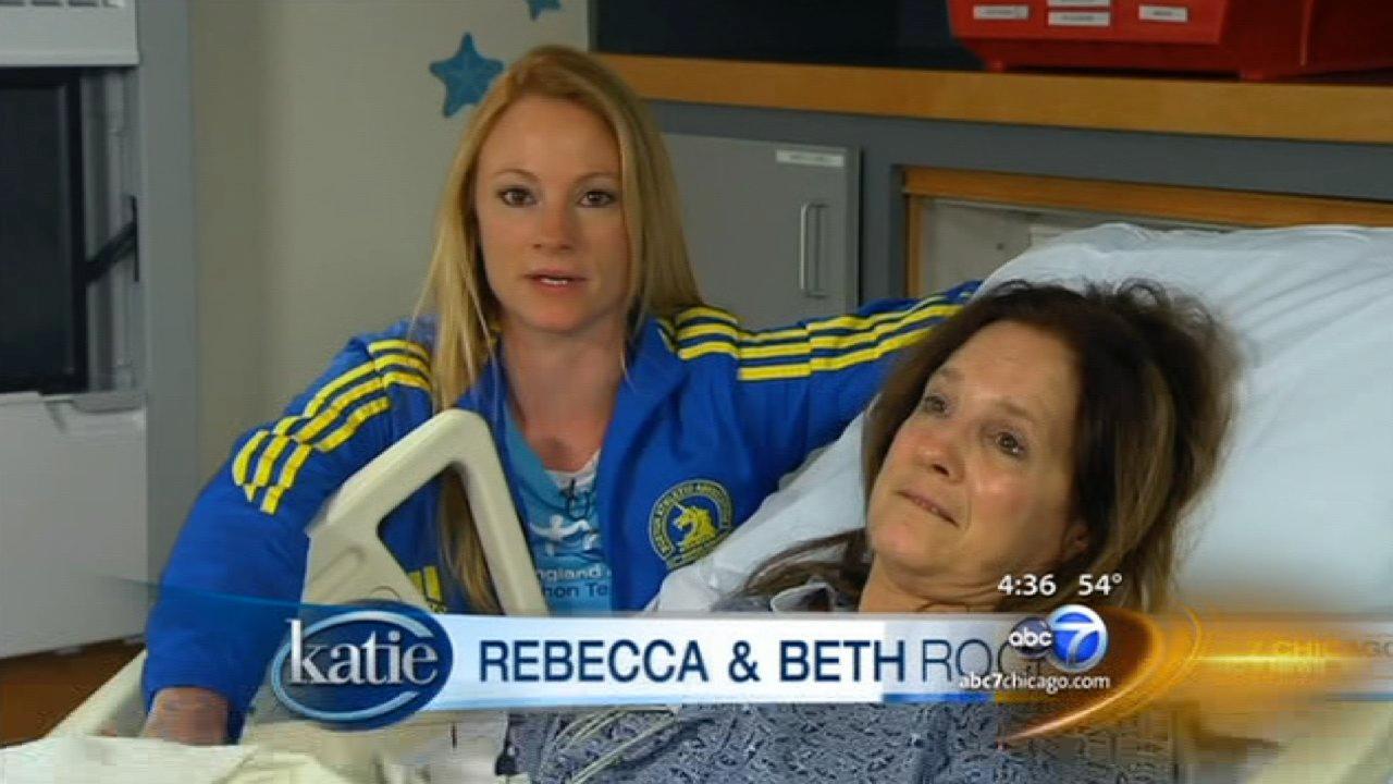 Rebecca and Beth Roche