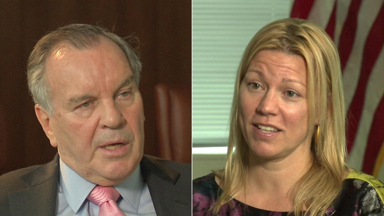 ABC7 Exclusive: 1-on-1 with Mayor Daley and daughter Nora