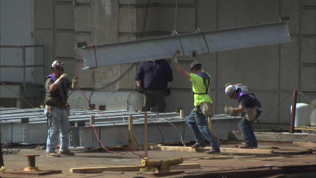 Wells Street Bridge to reopen to CTA trains Monday morning