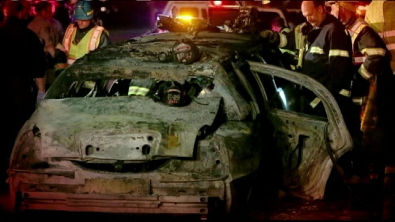 Limo fire kills 5, survivor speaks, driver defends actions