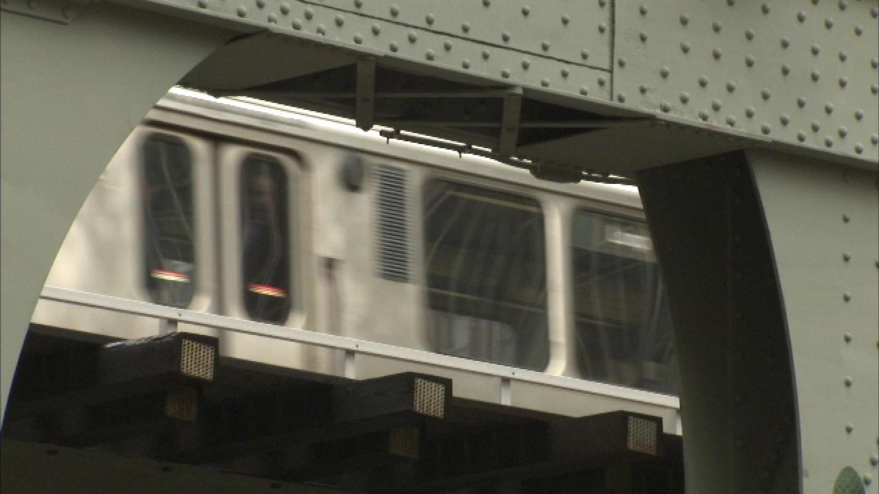 Wells Street Bridge CTA trains moving again after construction wraps up