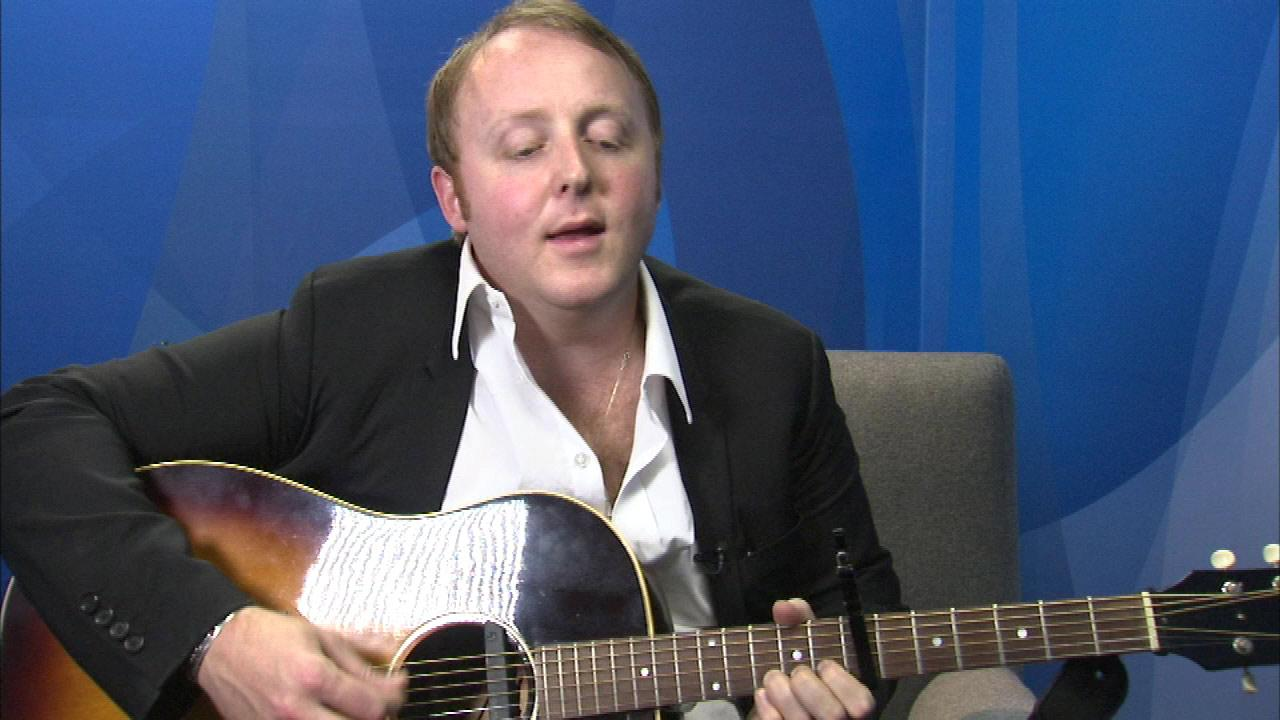 James McCartney, son of Paul, performs new music