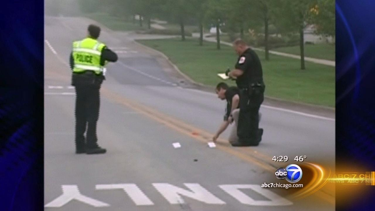 Shot Orland Park homeowner chases robbers in car