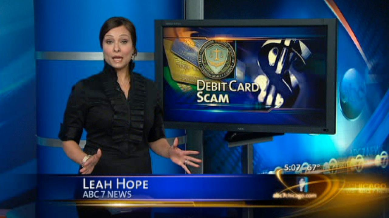 Thousands of area debit card users target of phishing calls
