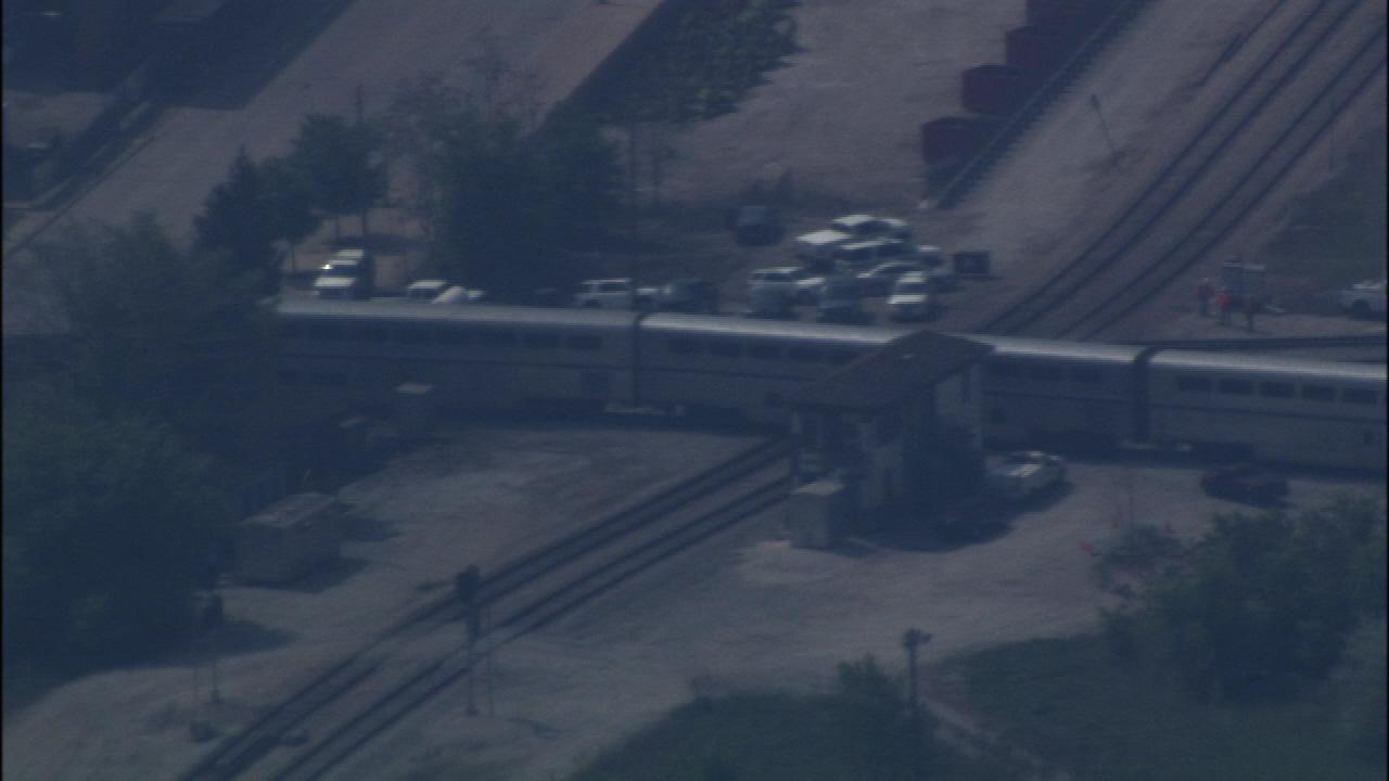 Amtrak train from New Orleans to Chicago derails