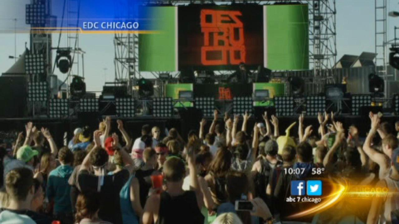 Electric Daisy Carnival wraps up with fewer noise complaints