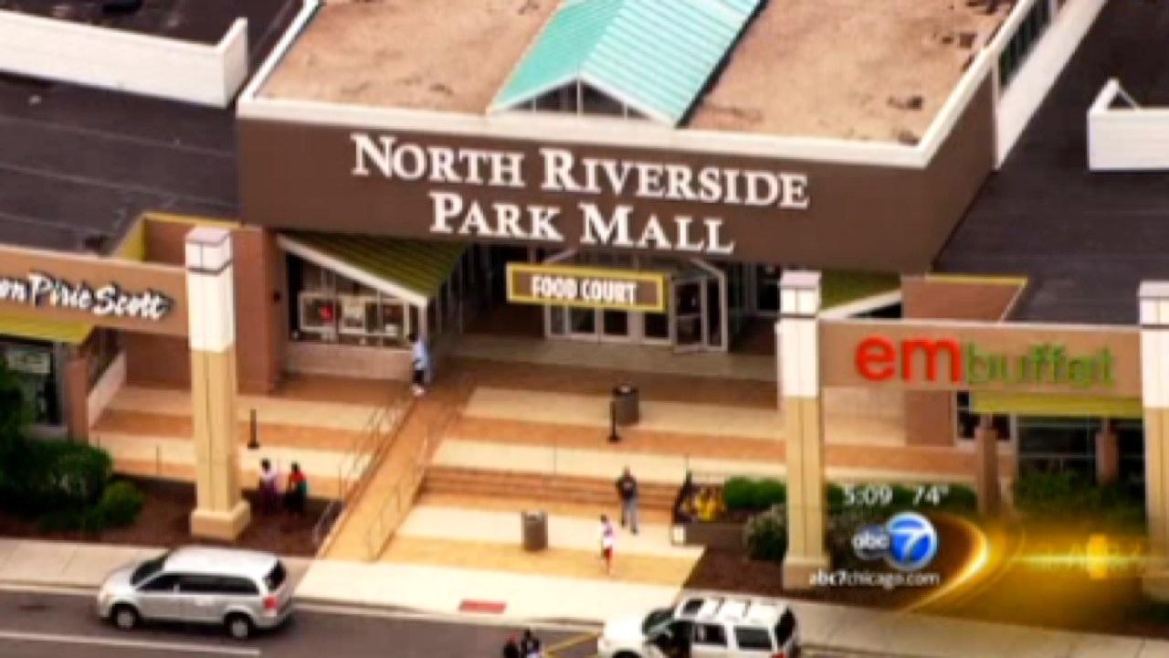 North Riverside Park Mall Implements 39youth Escort Policy39