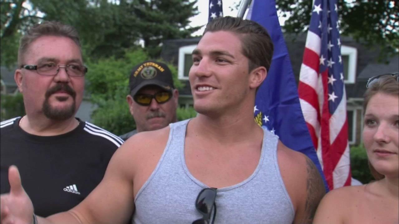 Local airman returns from Afghanistan tour