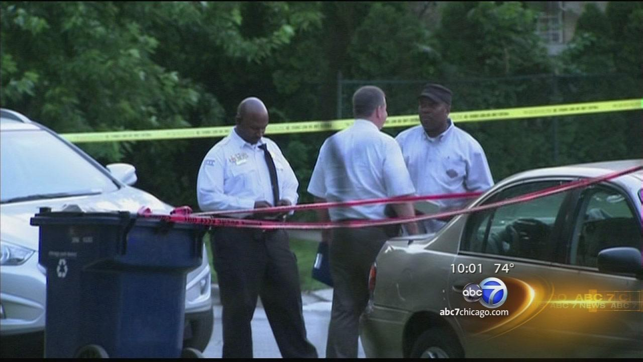 7-year-old boy shot in neck on South Side