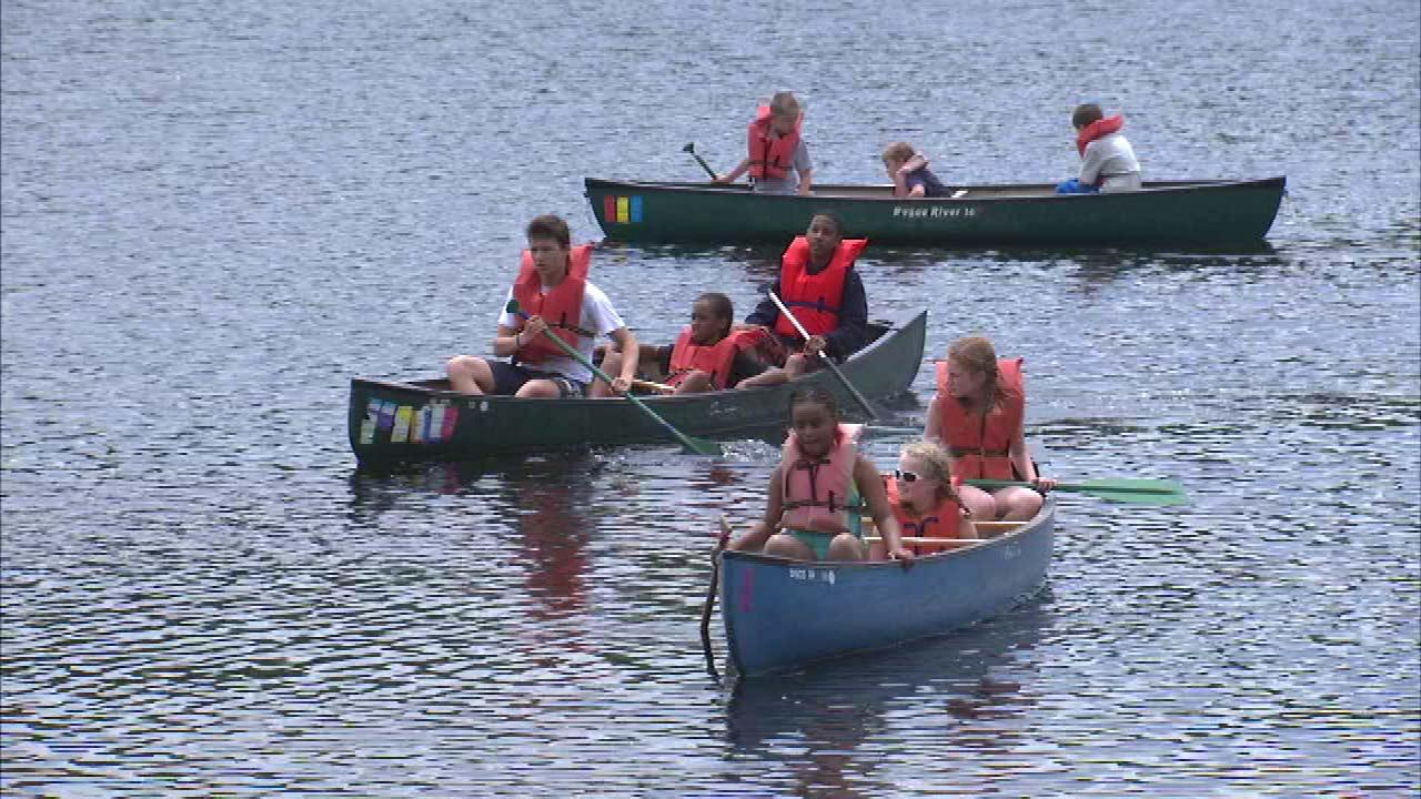 Spirit of Giving: Special needs man helps kids with disabilities through YMCA's Camp Pinewood