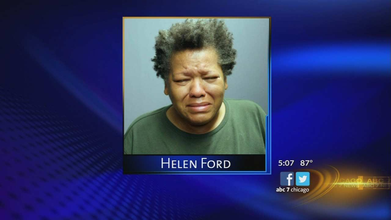 Woman charged in beating death of 8-year-old granddaughter