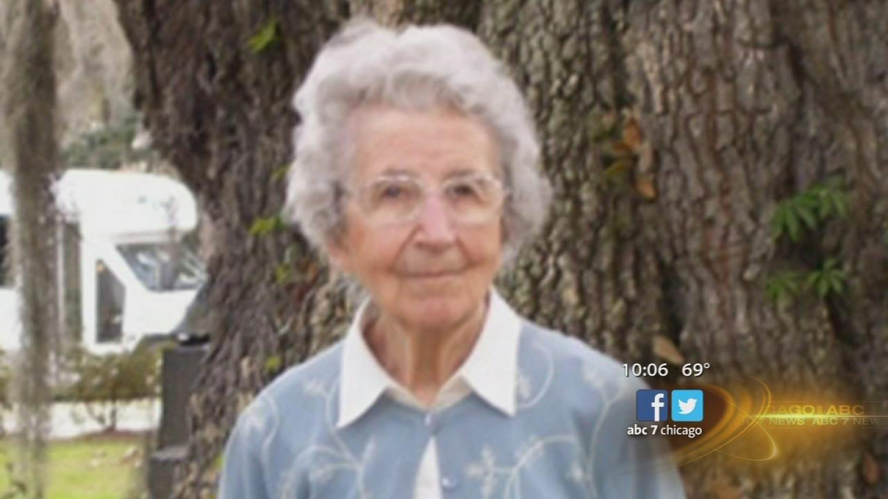 A 100-year old suburban woman injured in a fire early Friday morning has died.