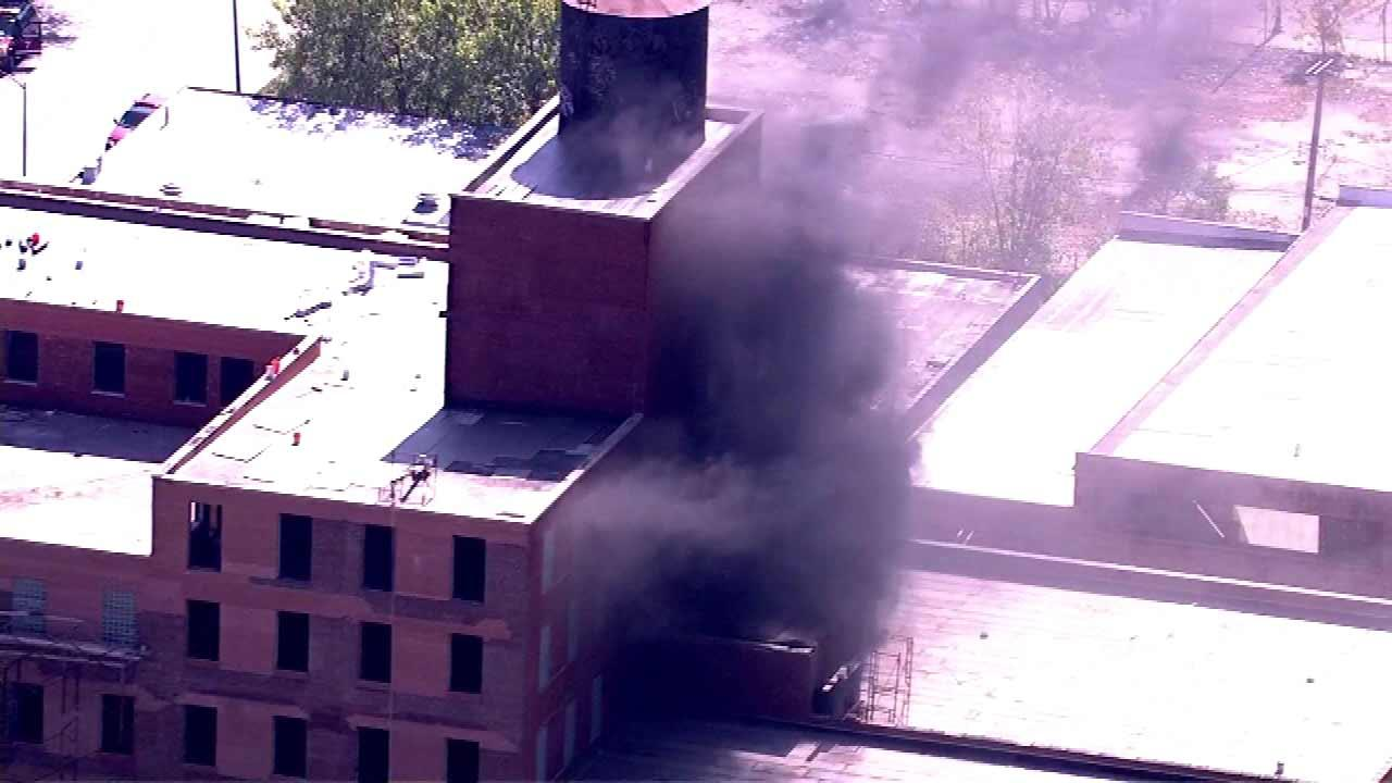 Warehouse fire leads to evacuation on Chicago's West Side, 1000-block of South Kostner