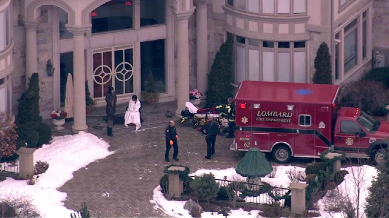 Man killed in CO leak at Oak Brook mansion ID'd