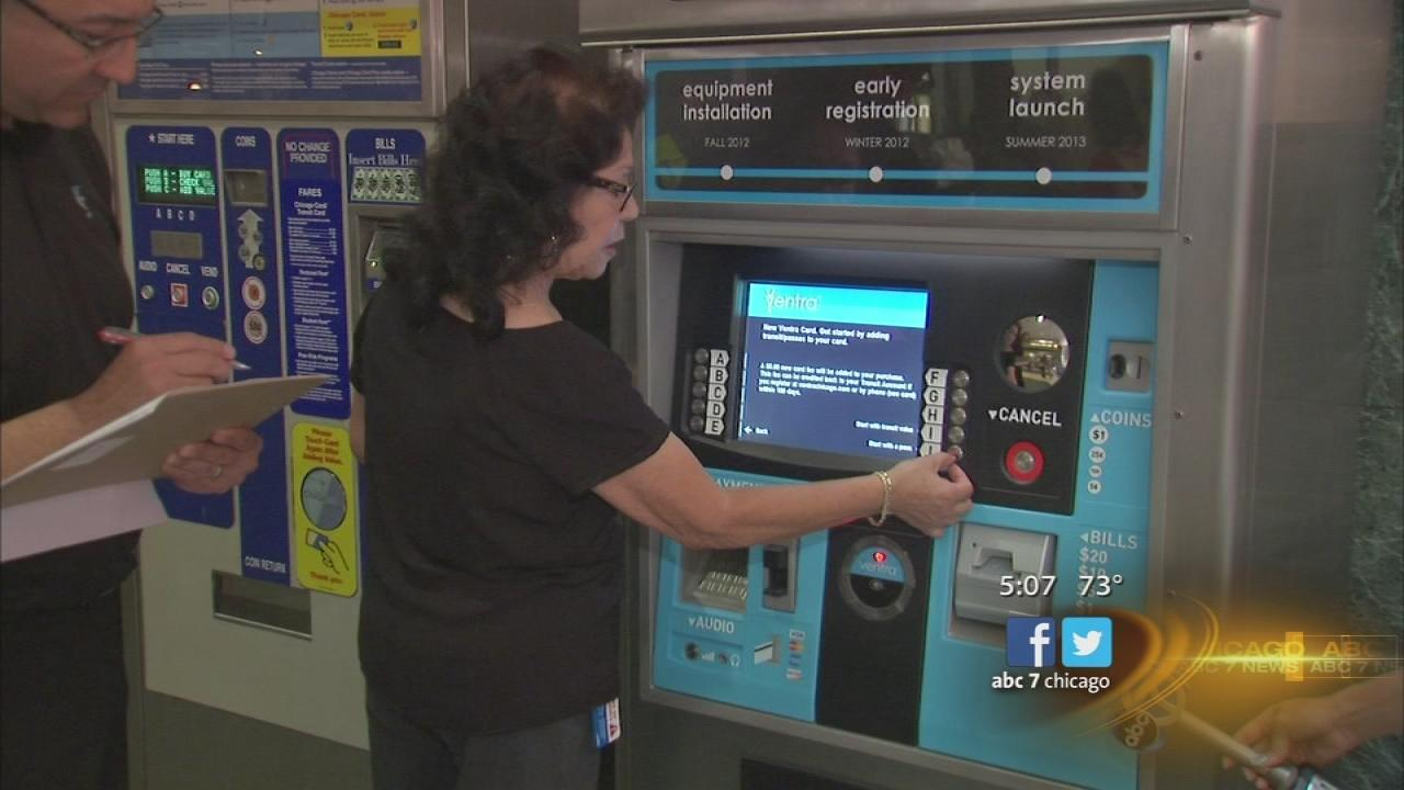 CTA, Pace to launch Ventra payment system