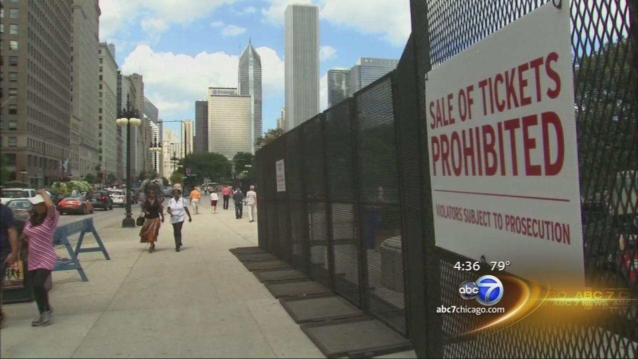 Secutiry plans finalizing for Lollapalooza 2013