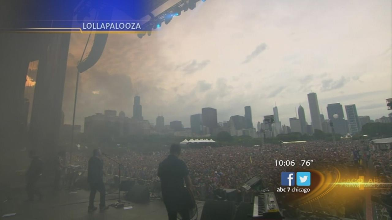 Lollapalooza 2013 rocks Chicagos Grant Park