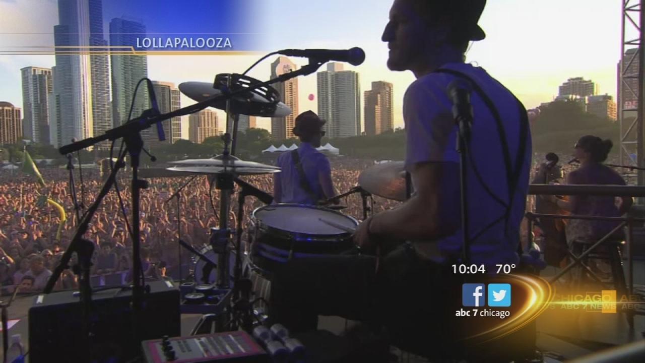 Lolalapalooza rocks Grant Park a second day