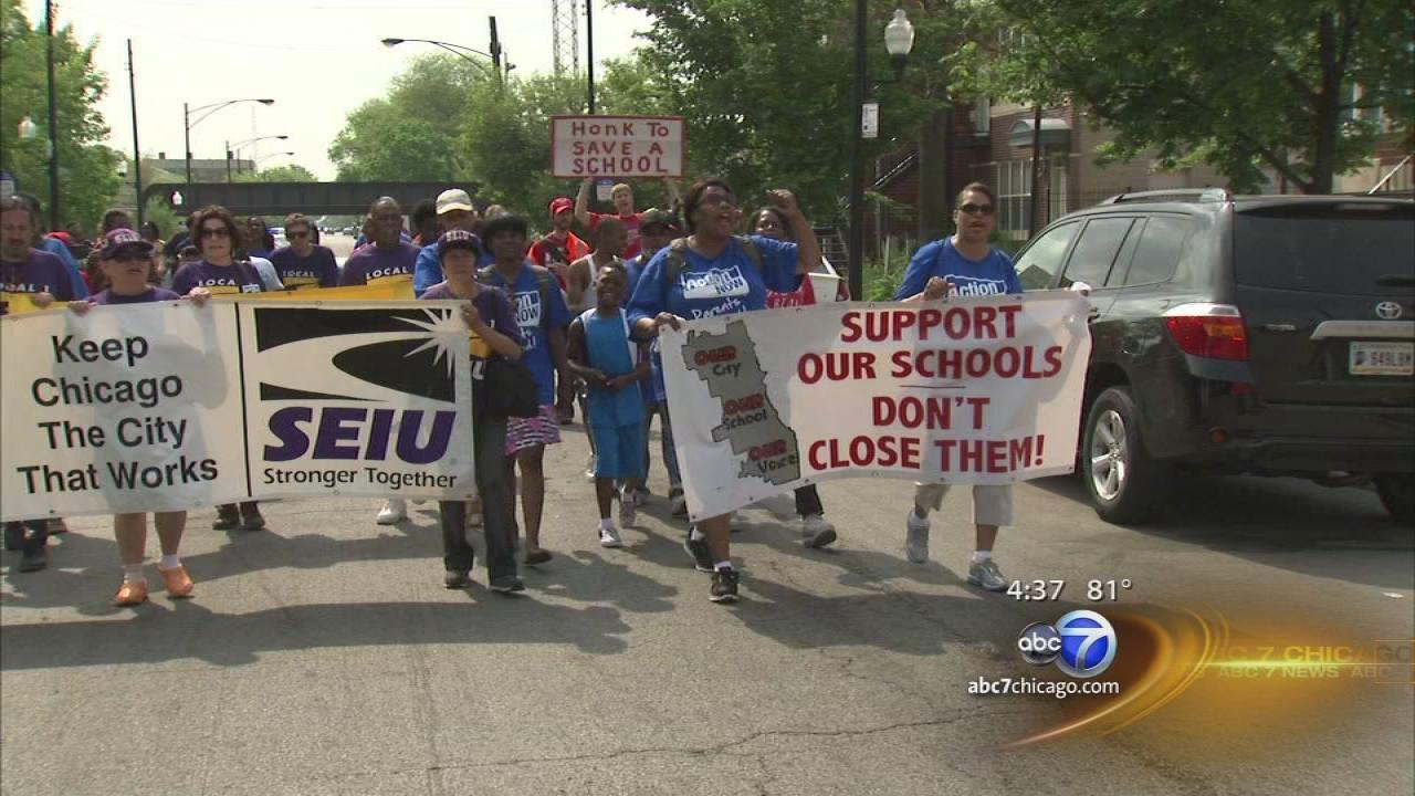 Job search continues for laid-off CPS teachers