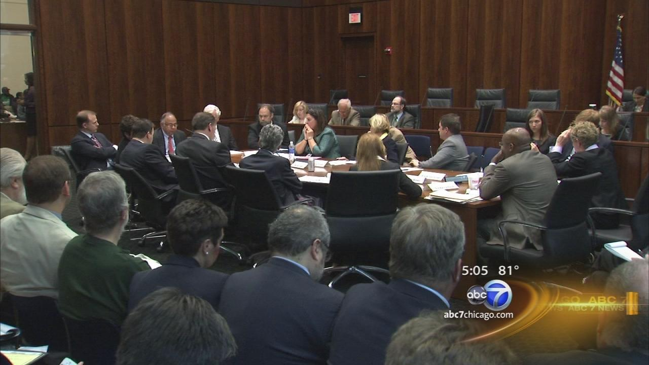 Pension crisis meeting ends with no solution