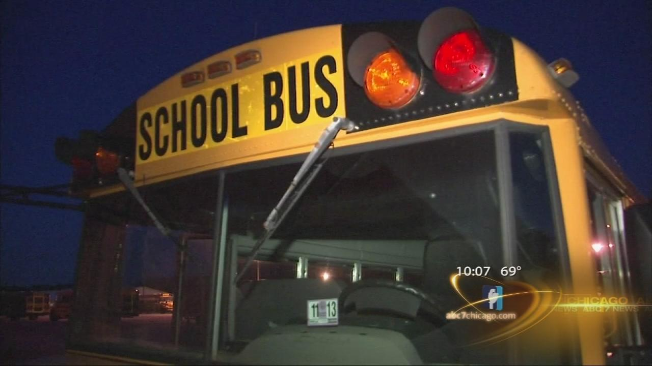 Kids dropped off at wrong location on first day